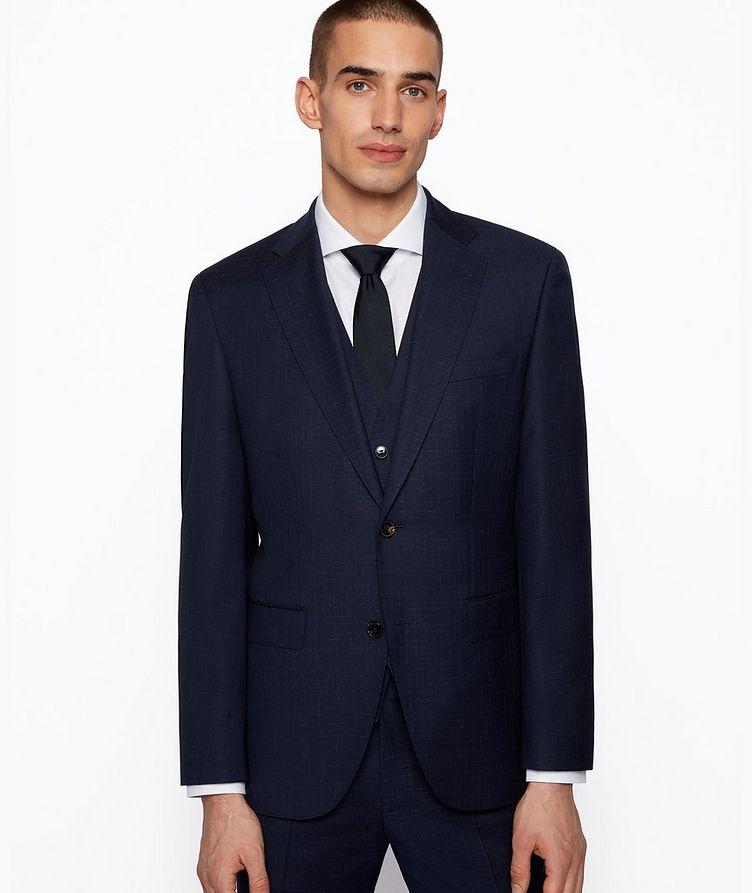 Jeckson/Lenon2 Wool Three-Piece Suit image 1