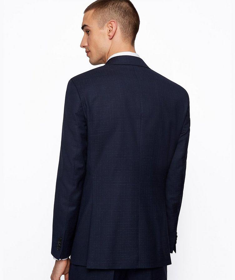 Jeckson/Lenon2 Wool Three-Piece Suit image 2