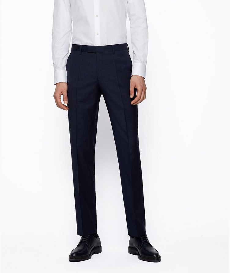 Jeckson/Lenon2 Wool Three-Piece Suit image 3