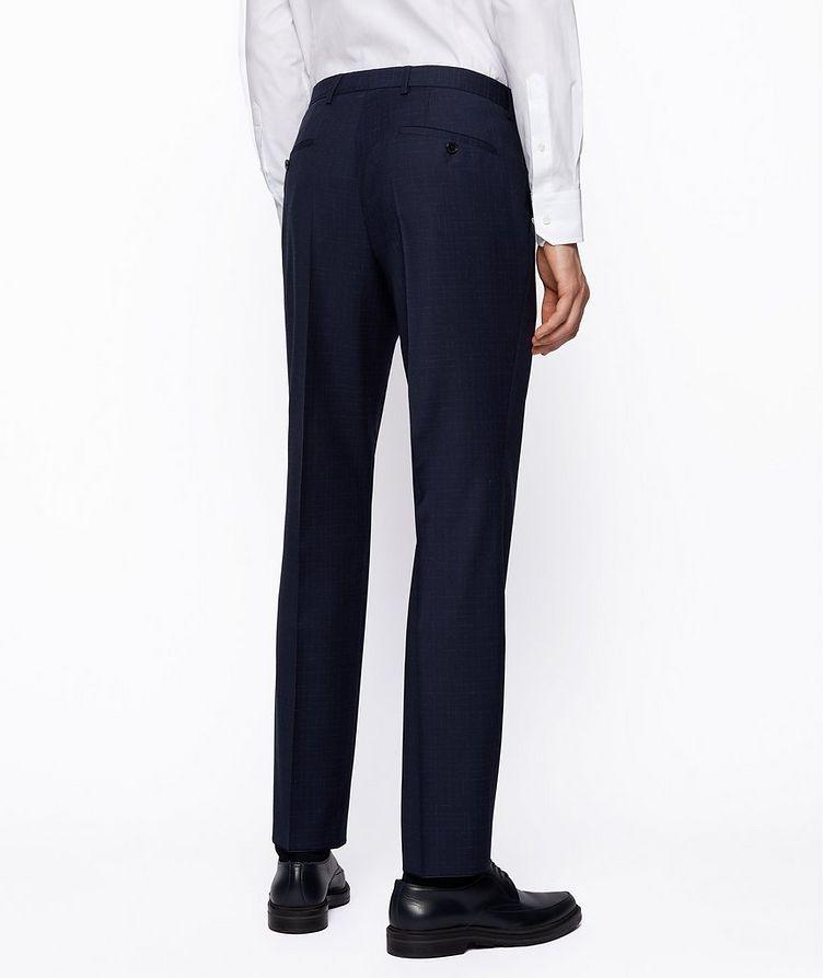 Jeckson/Lenon2 Wool Three-Piece Suit image 4