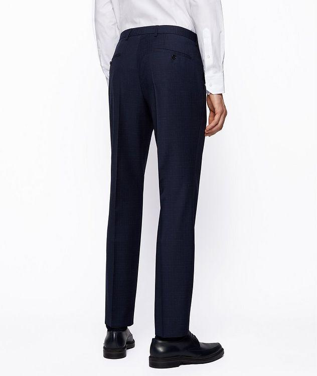 Jeckson/Lenon2 Wool Three-Piece Suit picture 5