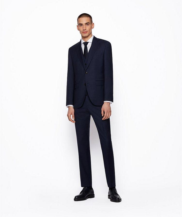 Jeckson/Lenon2 Wool Three-Piece Suit image 5