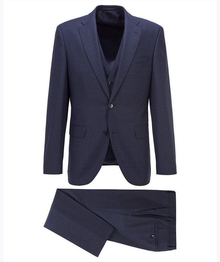 Jeckson/Lenon2 Wool Three-Piece Suit image 0