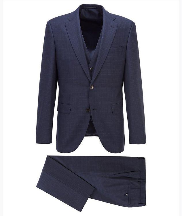 Jeckson/Lenon2 Wool Three-Piece Suit picture 1