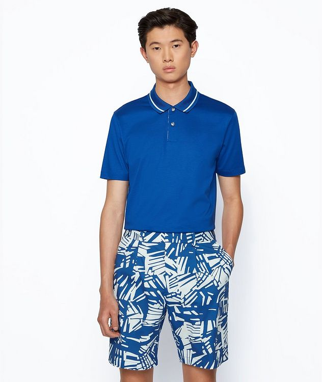 Parlay Mercerized Cotton Polo picture 2