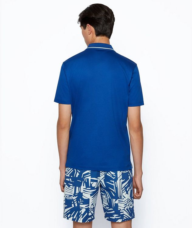 Parlay Mercerized Cotton Polo picture 3