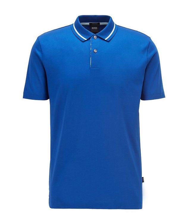 Parlay Mercerized Cotton Polo picture 1