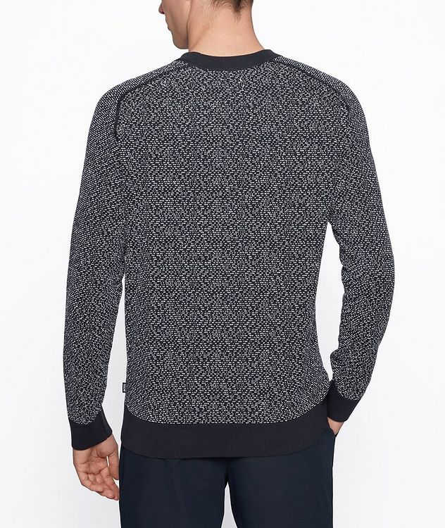 Howell Cotton-Blend Sweater picture 3