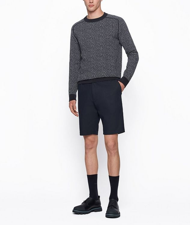 Howell Cotton-Blend Sweater picture 5