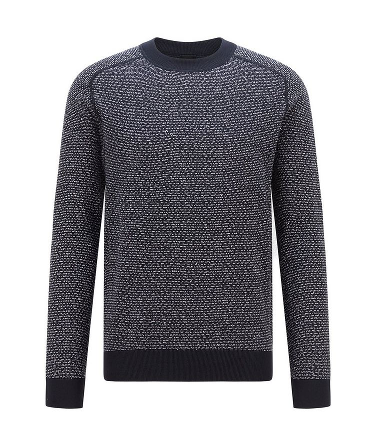 Howell Cotton-Blend Sweater image 0