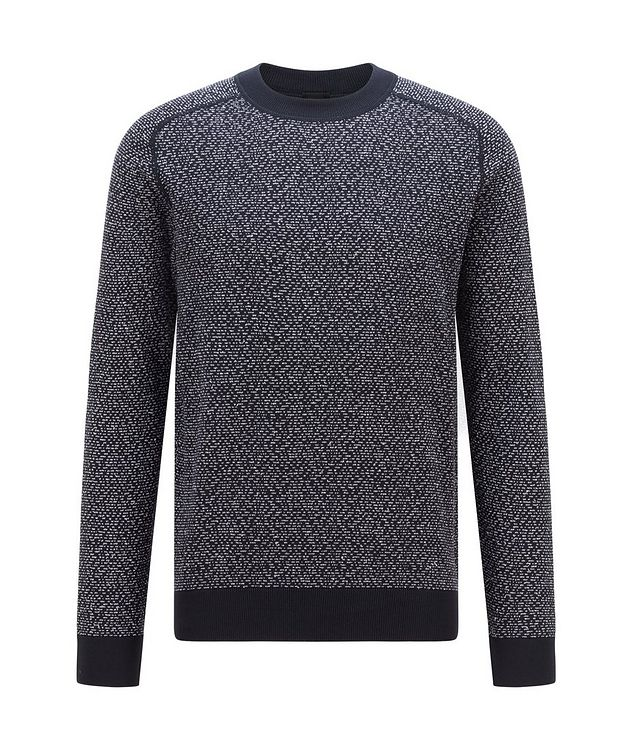 Howell Cotton-Blend Sweater picture 1