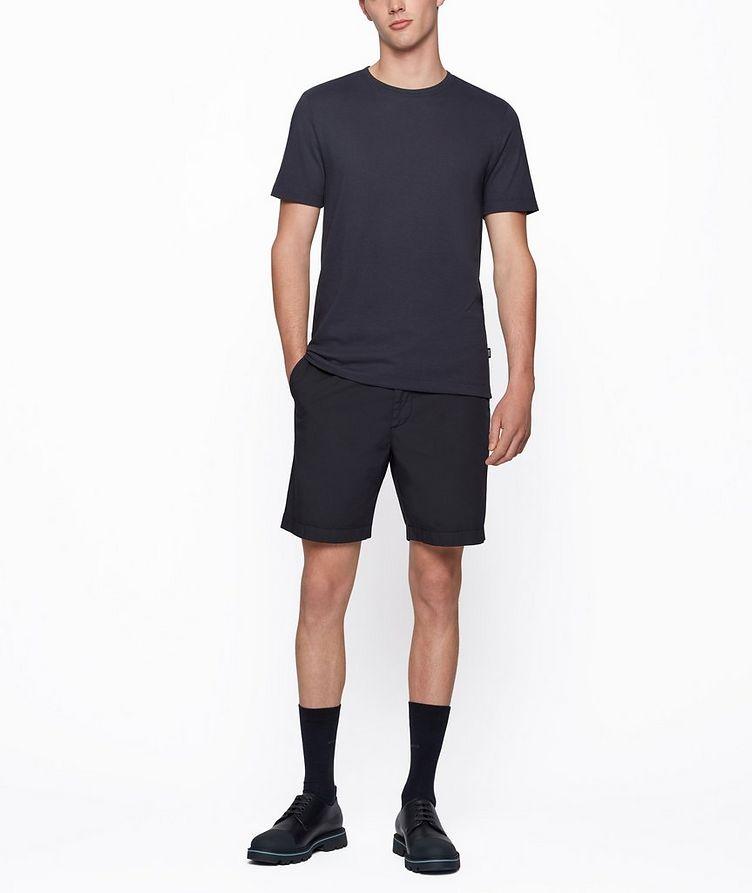 Tiburt Jacquard Cotton-Blend T-Shirt image 3