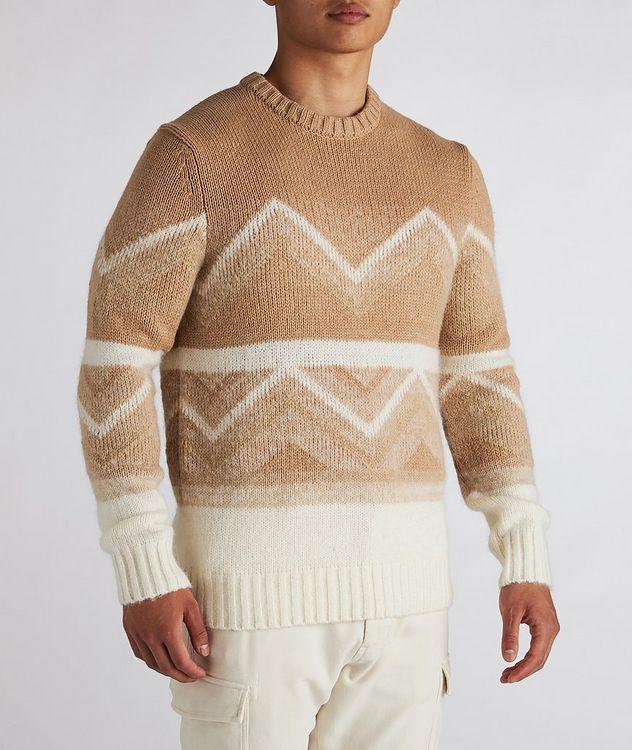 Sandino Wool-Blend Sweater picture 2
