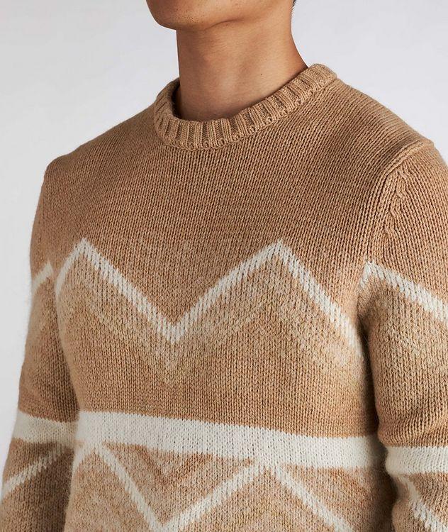 Sandino Wool-Blend Sweater picture 4