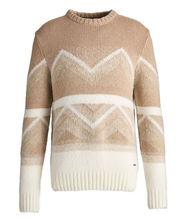 Sandino Wool-Blend Sweater picture 1