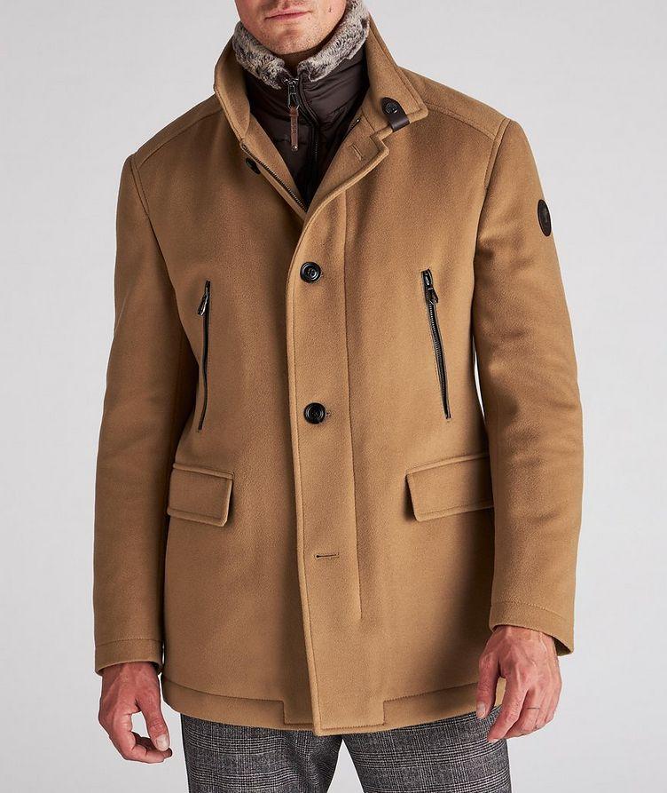 Wool-Cashmere Blend Stroller Coat image 1