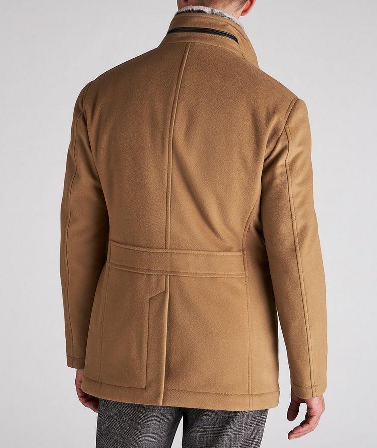 Wool-Cashmere Blend Stroller Coat image 2