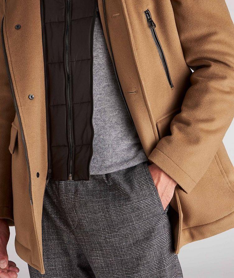 Wool-Cashmere Blend Stroller Coat image 4