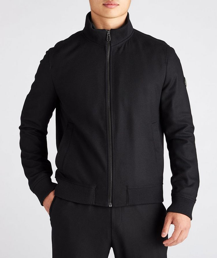 Ivon Wool-Blend Blouson Jacket image 1