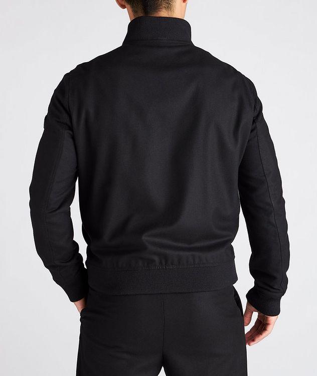 Ivon Wool-Blend Blouson Jacket picture 3
