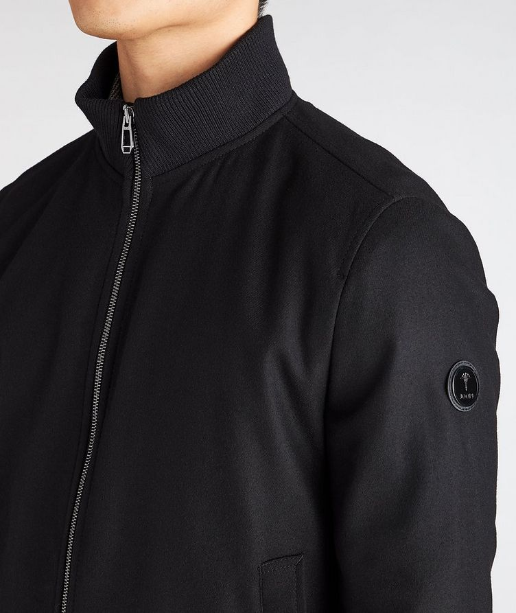 Ivon Wool-Blend Blouson Jacket image 3