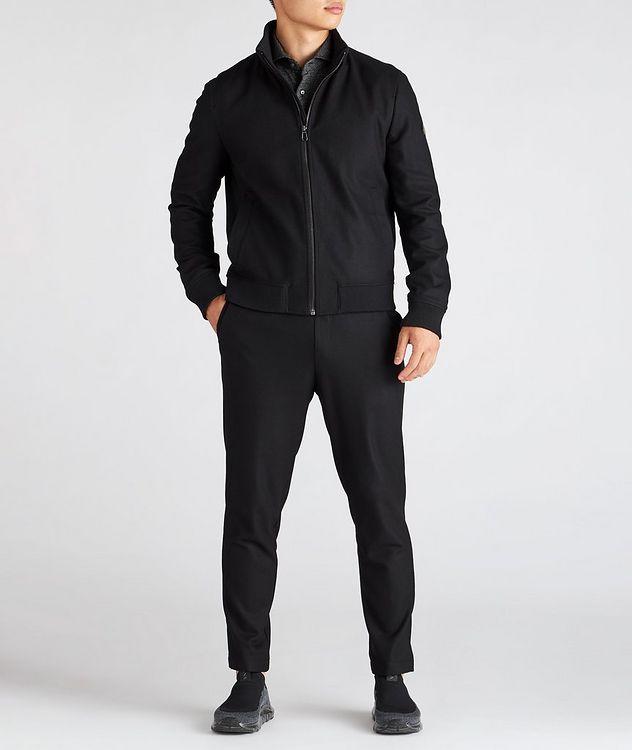 Ivon Wool-Blend Blouson Jacket picture 5
