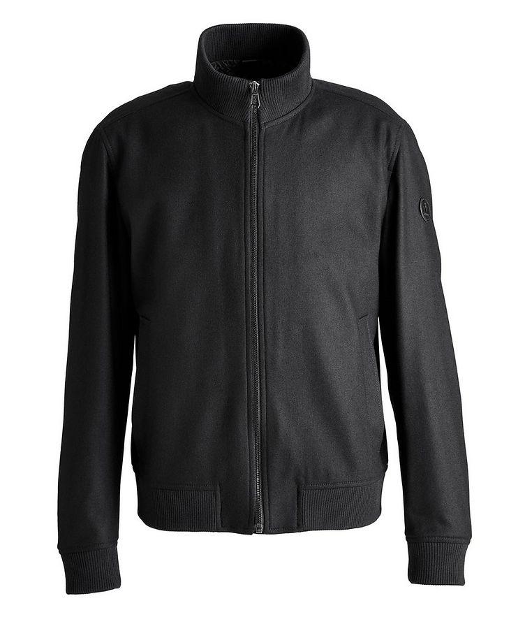 Ivon Wool-Blend Blouson Jacket image 0