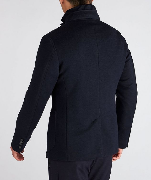 Slim-Fit Hectar Knit Sports Jacket picture 3