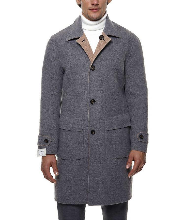 Reversible Wool Coat image 1