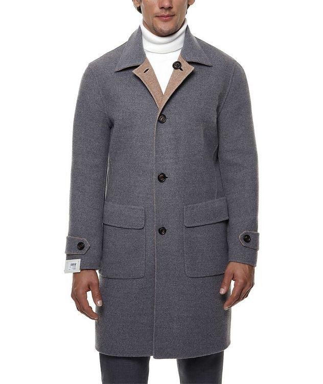 Reversible Wool Coat picture 2