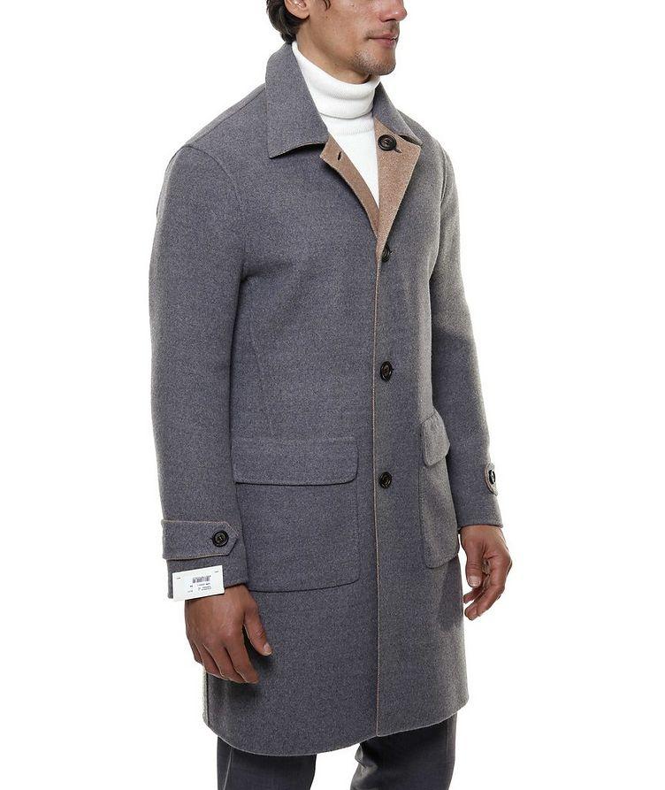 Reversible Wool Coat image 2