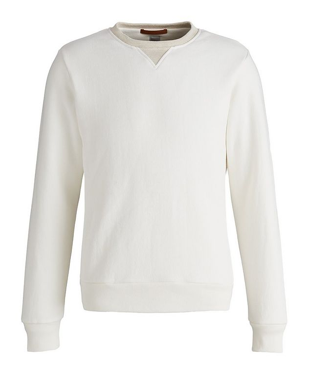 Cotton Sweater picture 1