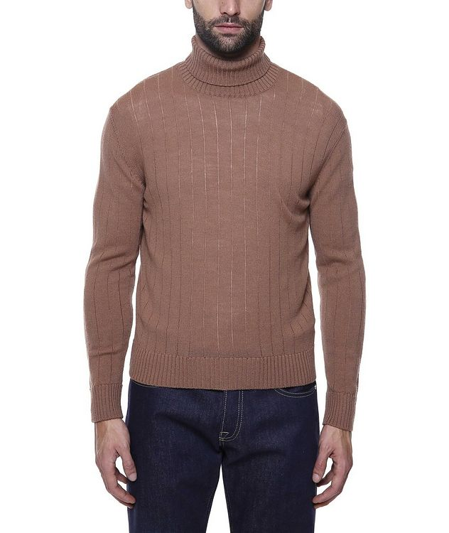 Wool Turtleneck picture 2