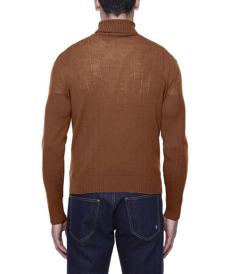 Wool Turtleneck image 2