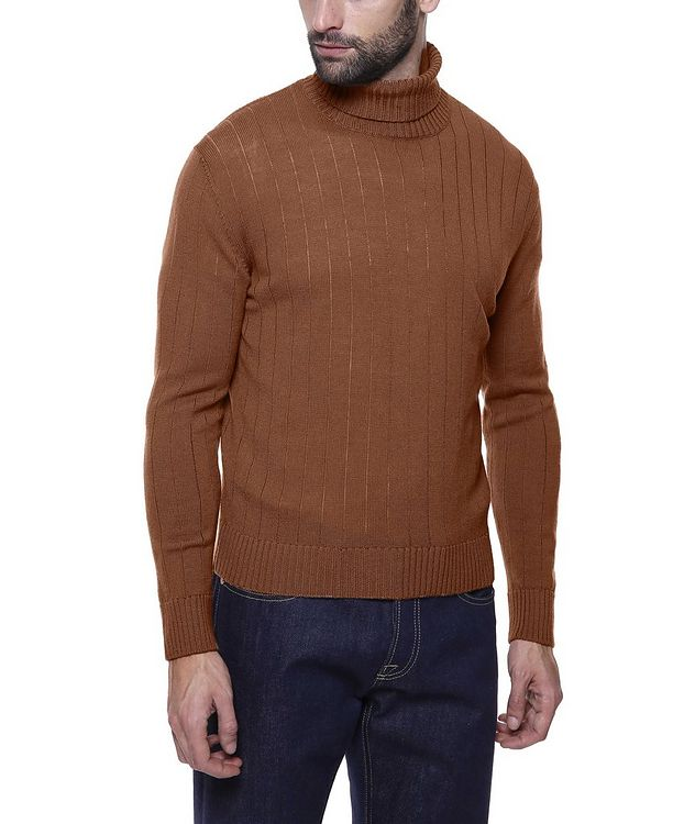 Wool Turtleneck picture 4