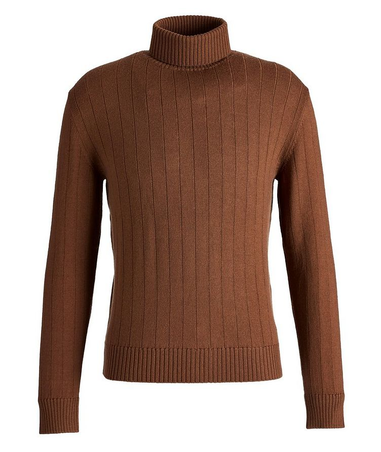 Wool Turtleneck image 0
