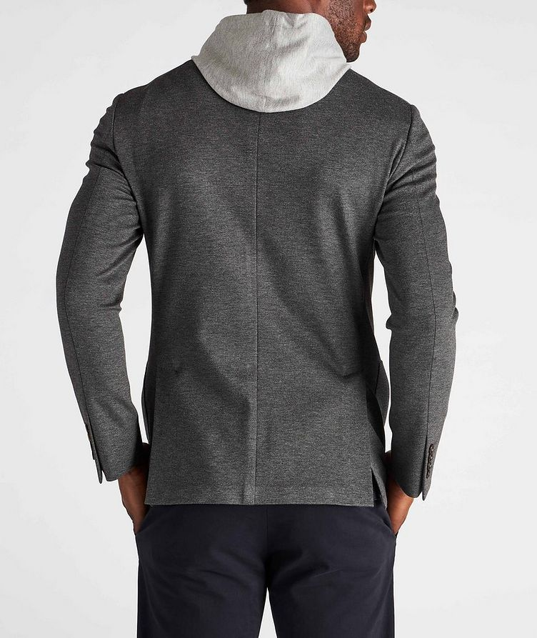 Unstructured Hooded Travel Jacket image 2