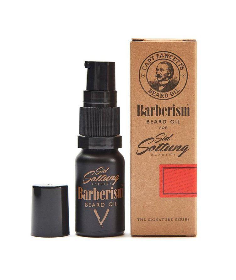 Travel size Barberism Beard Oil  image 0