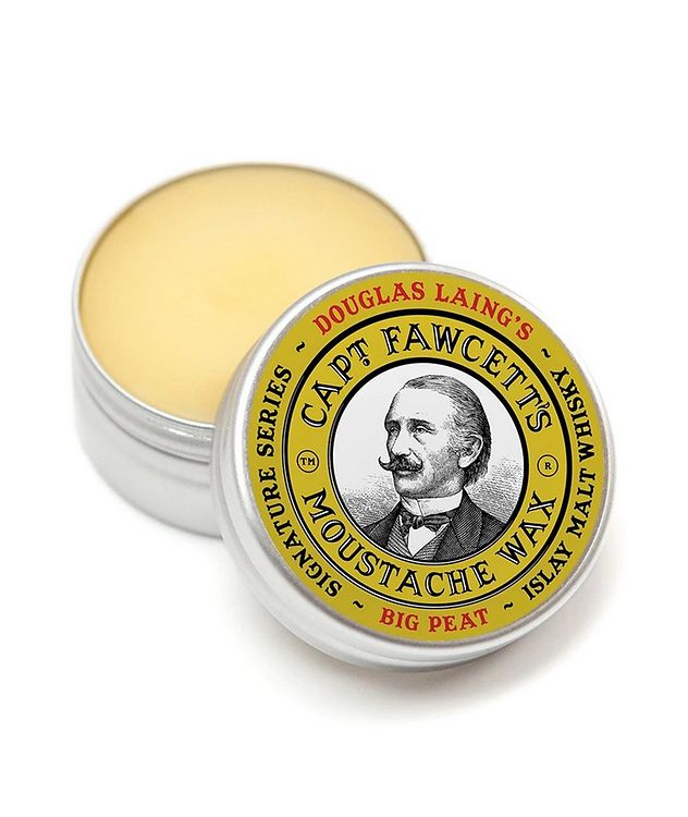 Islay Malt Whisky Moustache Wax  picture 1