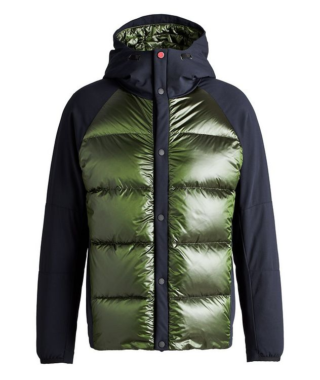 Hooded Puffer Jacket picture 1