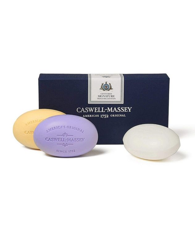 Caswell Massey Centuries Signature Three-Soap Set picture 1