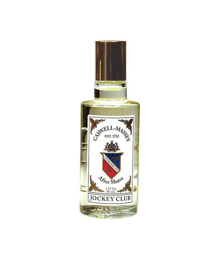 Caswell Massey Gold Cap Jockey Club After Shave image 0