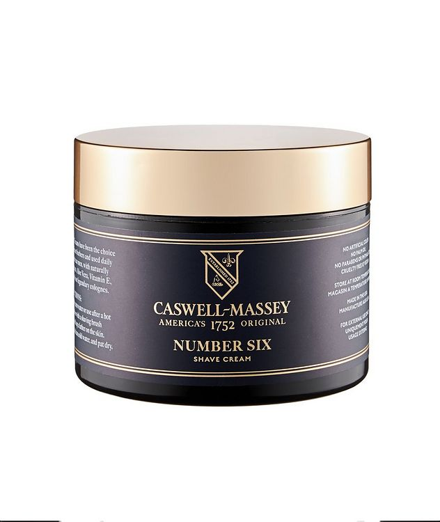 Caswell Massey Heritage Number Six Shave Cream in Jar picture 1