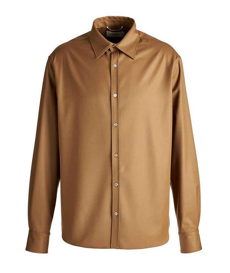 Wool Flannel Shirt image 0