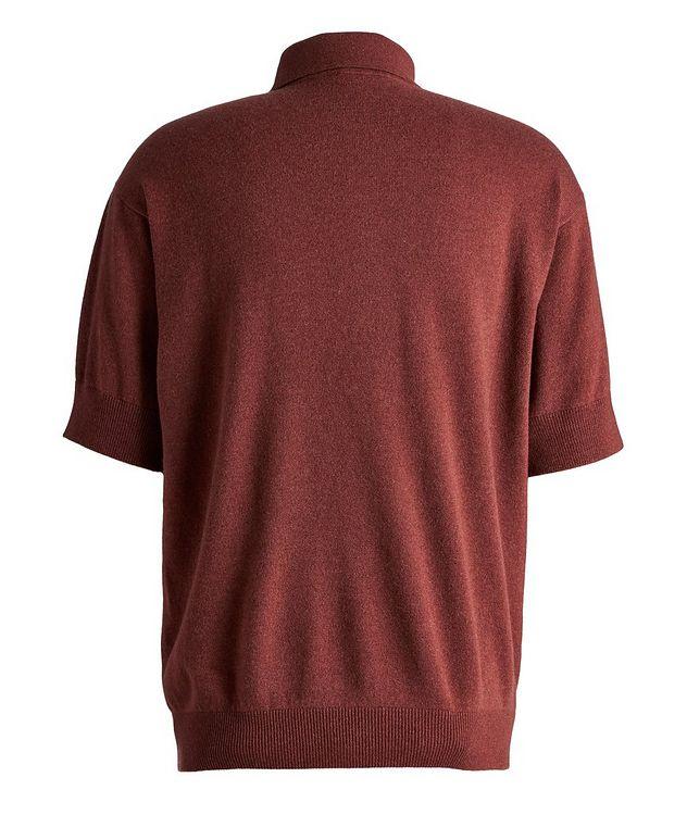 Cashmere Polo picture 2