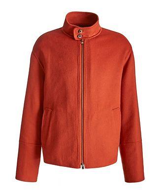 Agnona Cashmere Biker Jacket