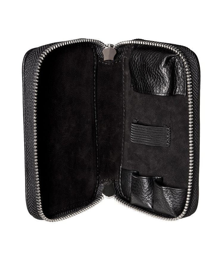 Pebble Leather DE Safety Razor Case  image 1