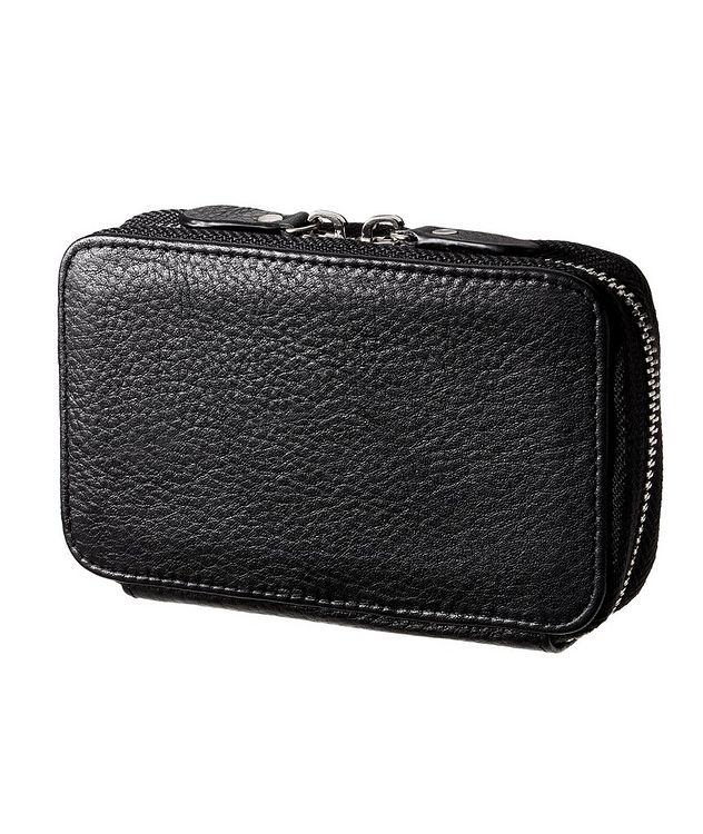 Pebble Leather DE Safety Razor Case  picture 1