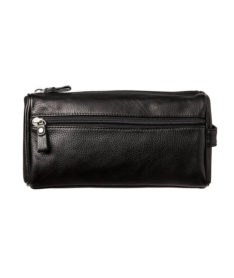 Pebble Leather Dopp Bag  image 1