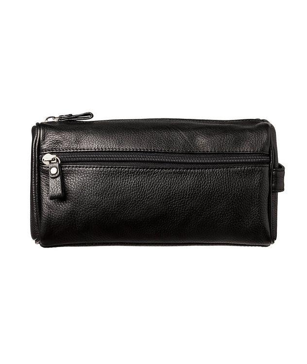 Pebble Leather Dopp Bag  picture 2
